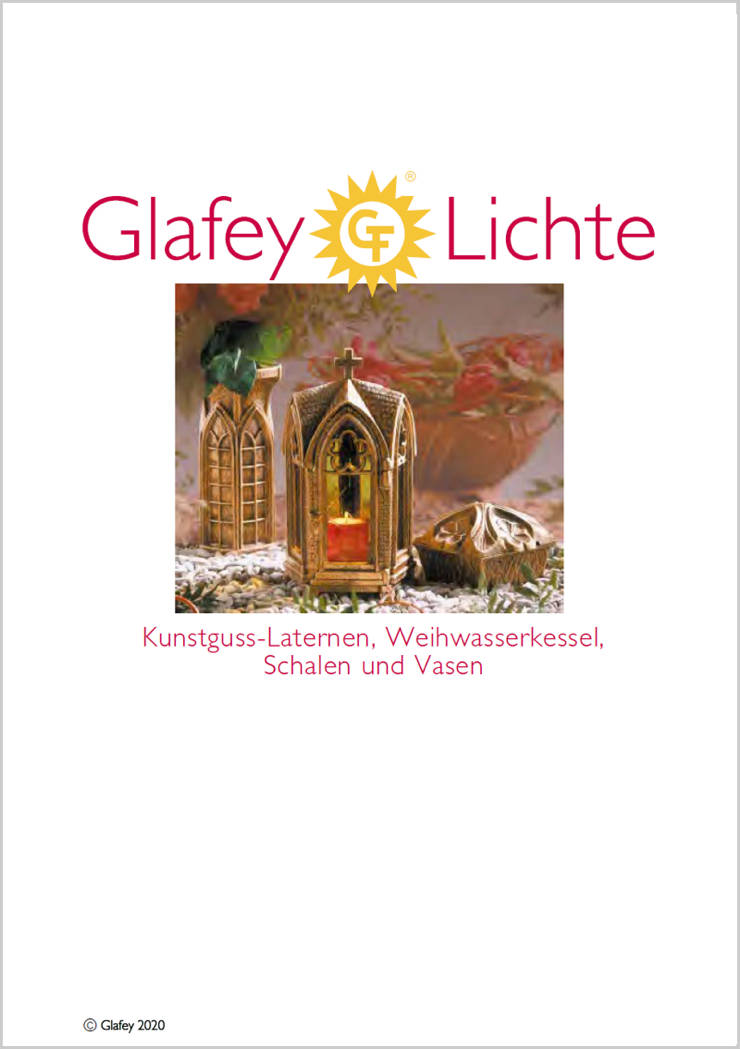 Glafey Laternen Kunstguss
